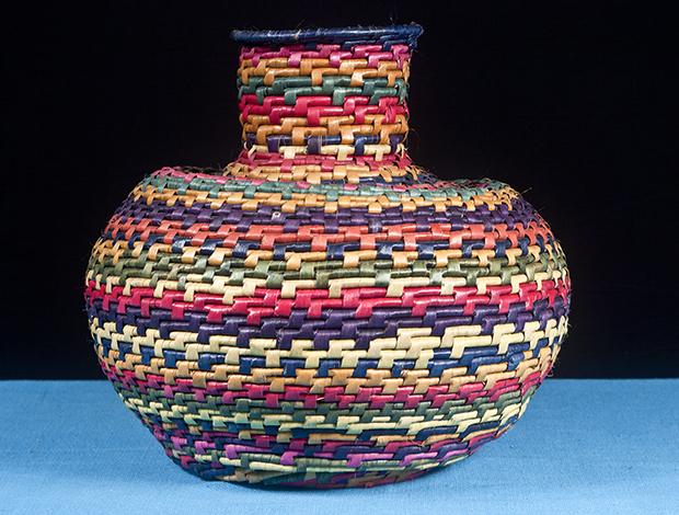 Aparador Drio Habitat ~ Vasos Coloridos Artesanato Sustentável
